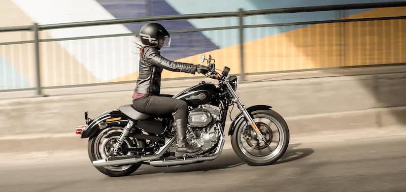 harley davidson bikes for women