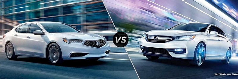 honda vs acura
