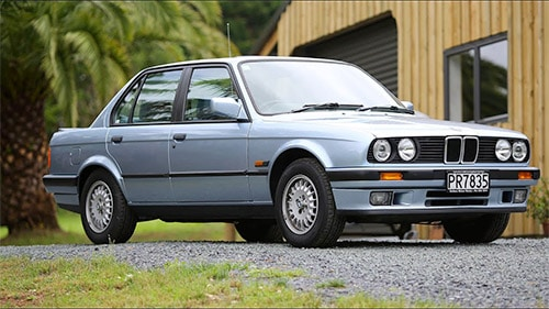 BMW E30 3-Series