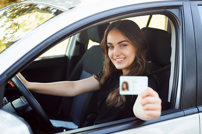 new driver with license