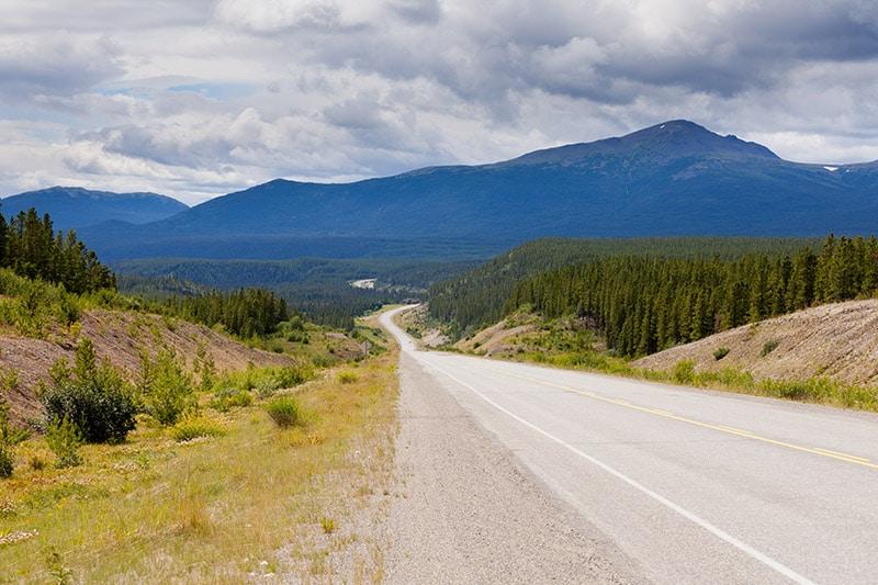 alcan highway drive